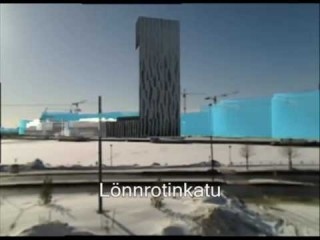 Mobile AR Visualisation of Tower Plans in Helsinki City