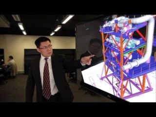 Improving Productivity in LNG Construction (Curtin University)