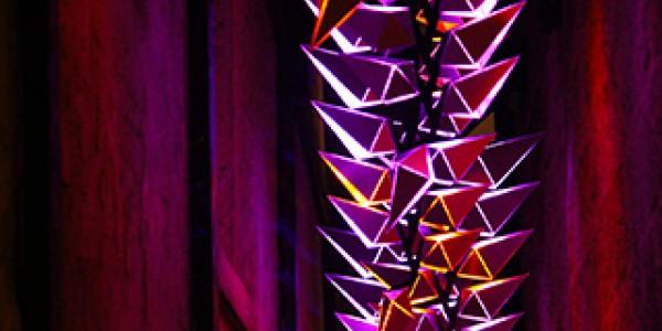 CLAPICONIA - VIVID 2014 Installation