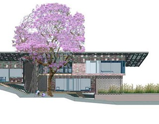 JACARANDA HOUSE - Residential Concept