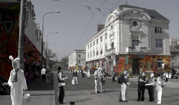 Artere Urban Piazza