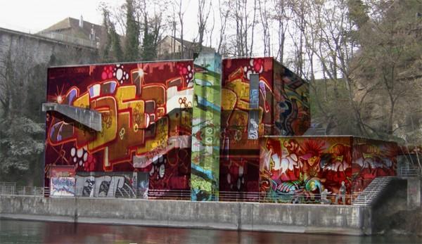 Artere Graffiti Art