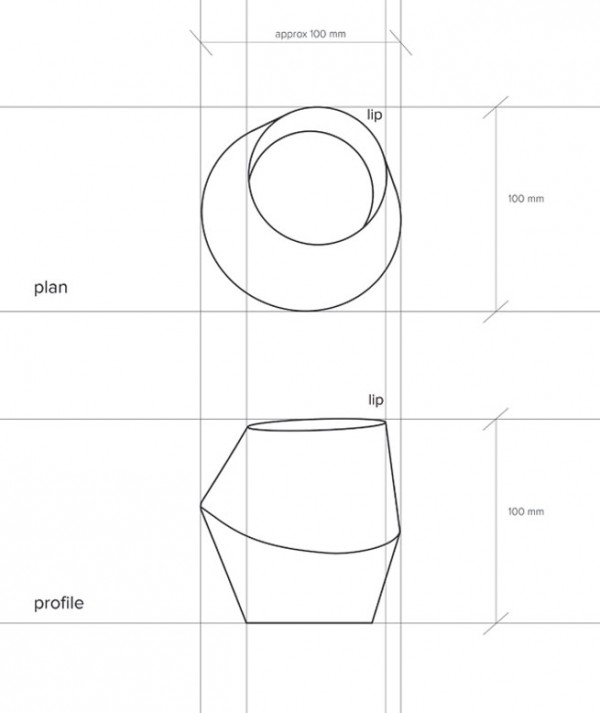 Plan and Profile Diagrams