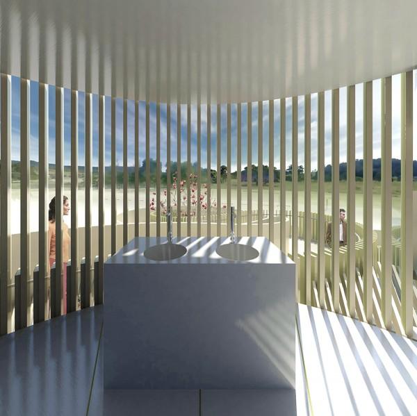 MEANDERS - Interior Concept Render