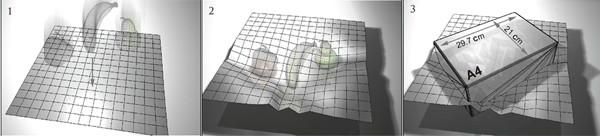 Newton's Platter Concept Diagram